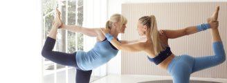 Jivamukti yoga Camilla Veen på Oslo Yoga Convention
